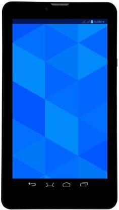 moreGmax 4G7 1 GB RAM 8 GB ROM 7 inch with Wi-Fi+4G Tablet (Black)