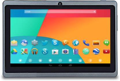 Ambrane Ambrane A-7 Plus Duo Tablet - Black 512 MB RAM 4 GB ROM 7 inch with Wi-Fi+3G Tablet (Black)