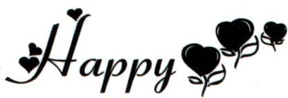 Smilendeal T1821 Happy Temp Body Tattoo