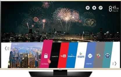 LG 108 cm (43 inch) Full HD LED Smart TV
