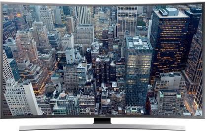 SAMSUNG 102 cm (40 inch) Ultra HD (4K) Curved LED Smart TV