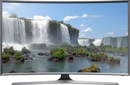 SAMSUNG 121 cm (48 inch) Full HD Curved LED Smart TV