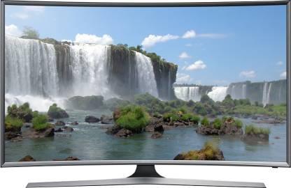 SAMSUNG 139 cm (55 inch) Full HD Curved LED Smart TV