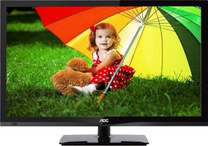AOC 54.6cm (21.5 inch) Full HD LED TV