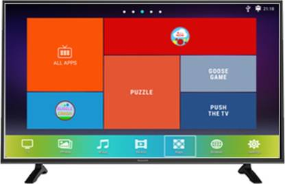 Skyworth 109 cm (43 inch) Full HD LED Smart TV