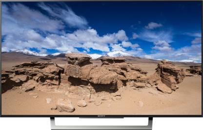SONY 123.2 cm (49 inch) Ultra HD (4K) LED Smart TV