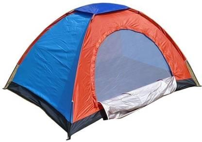 Ezzideals ED-campaigntnt Tent - For 4 Persons
