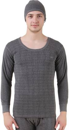 HAP Kings Quilted Thermal Men Top Thermal