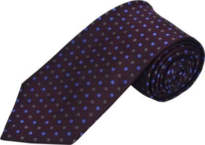 The Vatican Polka Print Tie