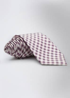 Savile Row Co. Checkered Men Tie