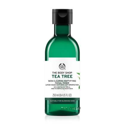 THE BODY SHOP The Body Shop Tea Tree Skin Clearing Toner Men