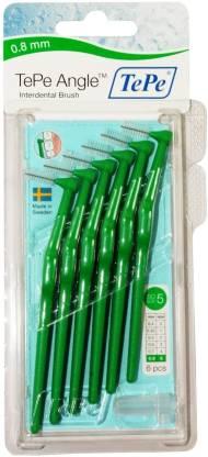 TePe Angle - 0.8mm Soft Toothbrush
