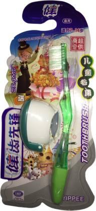 Cp Bigbasket Kids With Free Glass Holder Soft Toothbrush