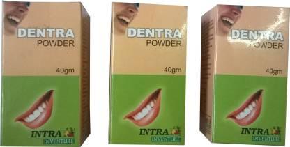 Dentra Tooth Powder