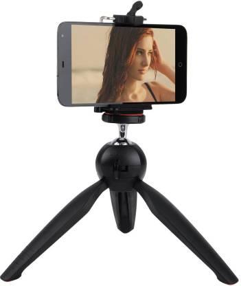 VibeX ™ Yunteng 228 Mini Selfie Stand & Phone Holder Clip for SLR/DVR/cell phone Tripod Kit