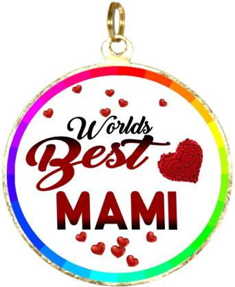 Box 18 WORLDS BEST MAMI Medal