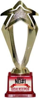 Box 18 WORLDS NO#1 GOALKEEPER Trophy