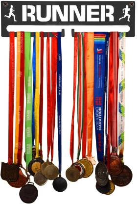 "Fitizen Runner 18"" Medal Hanger Trophy"