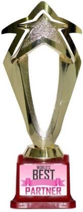Box 18 WORLDS BEST PARTNER 1021 Trophy