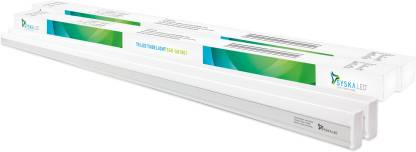 Syska 4 Feet 18Watt LED Tube Batten Straight Linear LED Tube Light