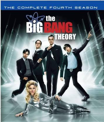 The Big Bang Theory Season 4 - BD 4