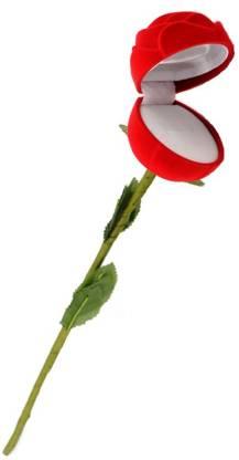 Sukkhi Romantic Rose Ring Vanity Box