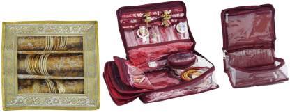 Bahurani Boutique Combo of Locker Vanity Box