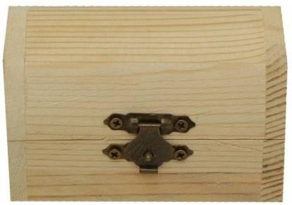 Kids Mandi Wooden Box Multipurpose Vanity Box