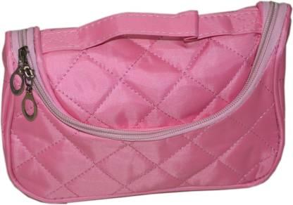 Styler Pink Mini Makeup Pouch Makeup Vanity Box