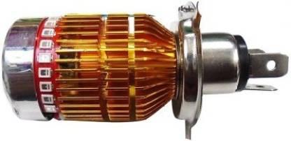 ACCESSOREEZ Flasher02 Headlight, Fog Lamp Motorbike LED for Honda, Hero, Yamaha, TVS, Royal Enfield, KTM, Bajaj, LML (12 V, 9 W)