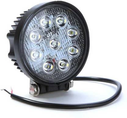 Bikers World FL52 Fog Lamp Motorbike LED for Royal Enfield (12 V, 6 W)