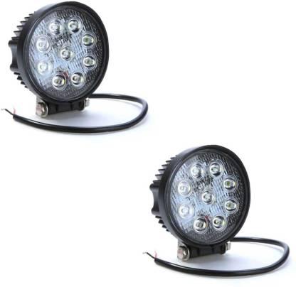 Allure Auto sur-51052 Fog Lamp Car LED for Maruti Suzuki (12 V, 35 W)