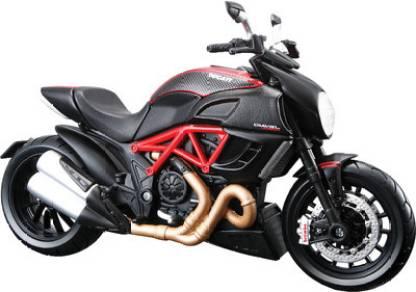 Maisto Ducati Diavel Carbon
