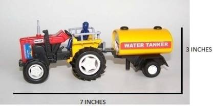 centy Tractor with Tanker