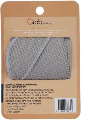 Crab Microfiber Vehicle Washing  Cloth