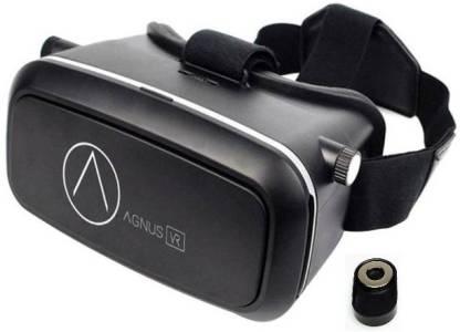 Agnus VR headset and magnetic trigger Video Glasses
