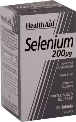 HealthAid Selenium 200 mcg