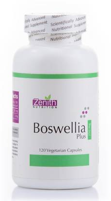 Zenith Nutrition Bosewellia Plus 250mg- 120 Nos