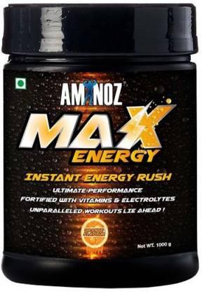 AMINOZ Aminoz-max-energy-2.2lb-orange