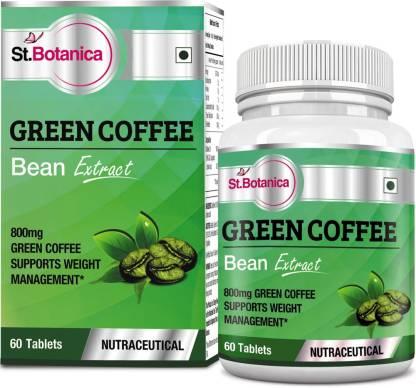 St. Botanica Green Coffee Bean 800mg
