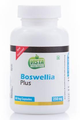 Vista Nutrition Boswellia Plus - 250mg