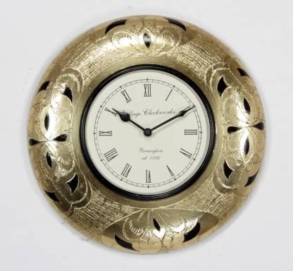 Universal Art Analog 30 cm X 30 cm Wall Clock