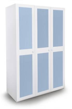 Alex Daisy French Engineered Wood 3 Door Wardrobe