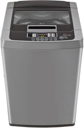 LG 6.5 kg Fully Automatic Top Load Washing Machine T7567TEELH  LG Washing Machines