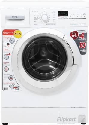 IFB 7 kg Fully Automatic Front Load with In-built Heater White