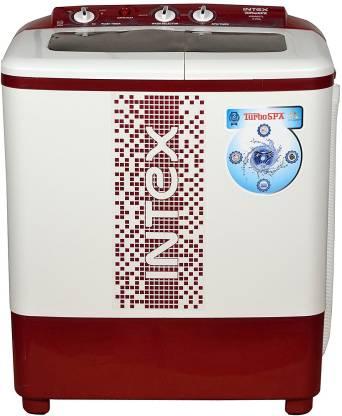 Intex 6.2 kg Semi Automatic Top Load Red