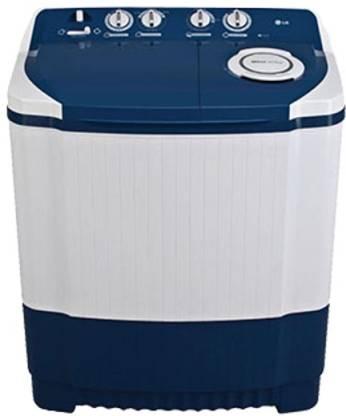 LG 6.5 kg Semi Automatic Top Load Blue