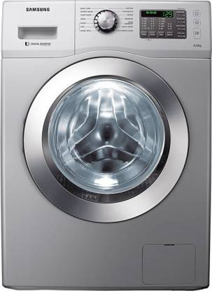SAMSUNG 6 kg Fully Automatic Front Load with In-built Heater