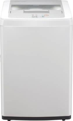 LG 6 kg Fully Automatic Top Load White