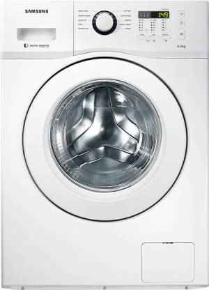 Samsung 6.5 kg Fully Automatic Front Load with In-built Heater White